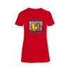 Picture of Best Buddies Performance  Logo T-Shirt Bilingual (Women's)