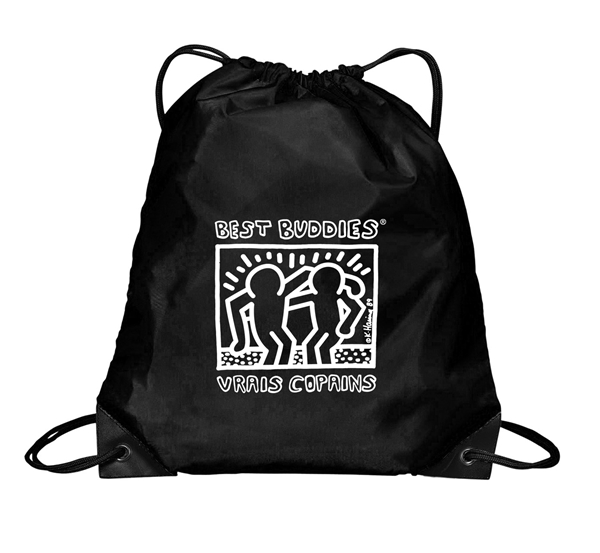 Picture of Best Buddies Cinch Bag Bilingual